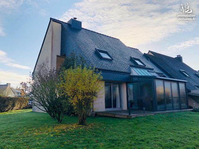 Vente - Maison - Noyal-Châtillon-sur-Seiche - 125.00m² - 6 pièces - Ref : 35129-891