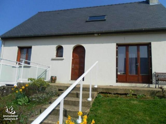 Location - Maison - Bourgbarré - 97.00m² - 5 pièces - Ref : 35129-896