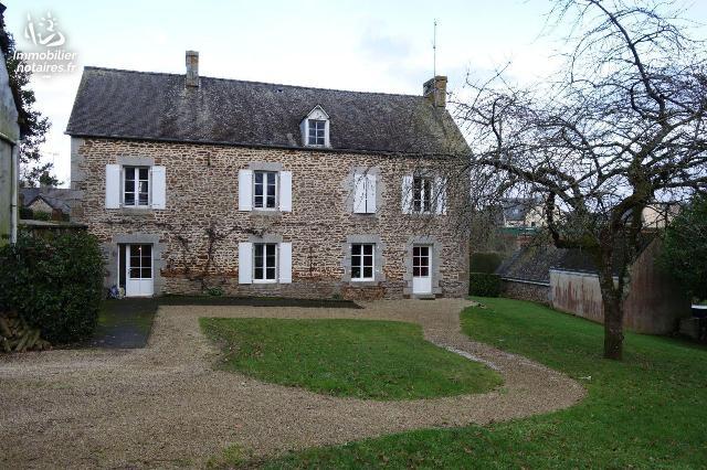 Vente - Maison - Maen Roch - 182.00m² - 7 pièces - Ref : 153/17