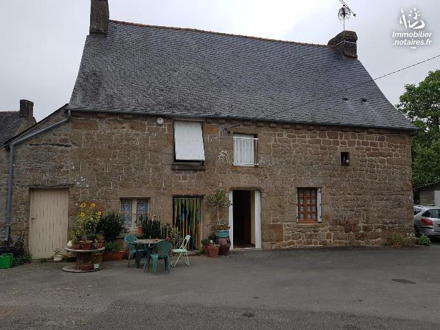 Vente - Maison - Tiercent - 66.00m² - 3 pièces - Ref : 153/13
