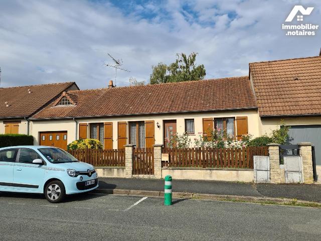 Vente - Maison - Châteauroux - 81.0m² - Ref : 36003/11807/357