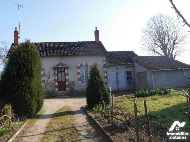Vente - Maison - Châtre - 63.0m² - 4 pièces - Ref : 36041/2045