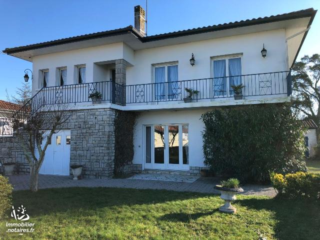 Vente - Maison - Saint-Vincent-de-Tyrosse - 170.00m² - 8 pièces - Ref : 1205905/348