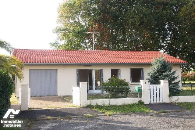 Vente - Maison - Angresse - 102.0m² - 5 pièces - Ref : 40030/1205905/413