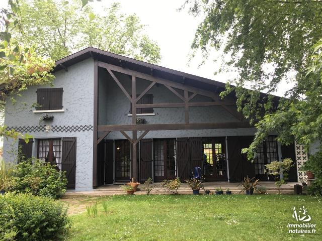 Vente - Maison - Saint-Vincent-de-Tyrosse - 130.00m² - 6 pièces - Ref : 1205905/323