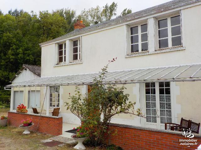 Vente - Maison - Meung-sur-Loire - 106.00m² - 3 pièces - Ref : 031/1073