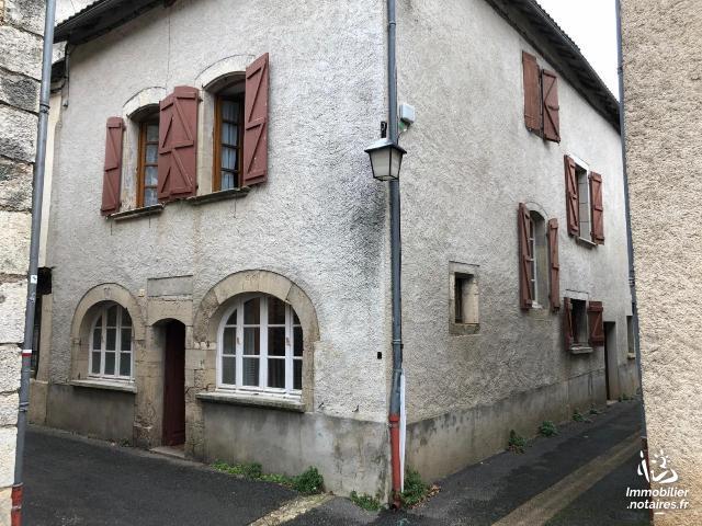 Vente - Maison - Cajarc - 80.00m² - 4 pièces - Ref : CA/510