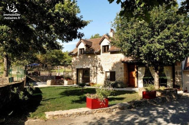 Vente - Maison - Sainte-Croix - 140.00m² - 5 pièces - Ref : CA/453