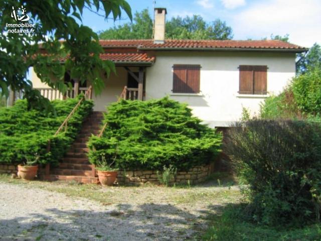 Vente - Maison - Montbrun - 70.00m² - 3 pièces - Ref : CA/466