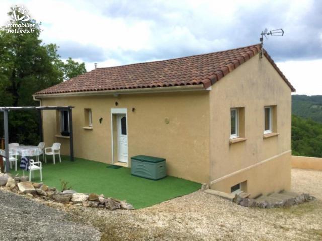 Vente - Maison - Gourdon - 85.00m² - 4 pièces - Ref : 46041/236