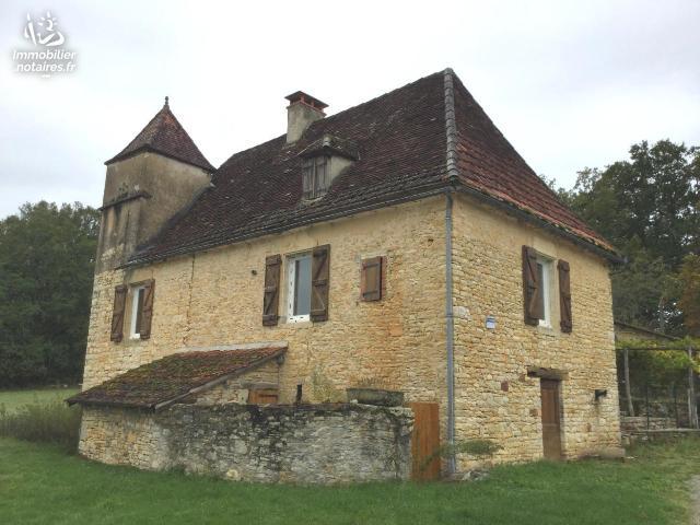 Vente - Maison - Gourdon - 62.00m² - 3 pièces - Ref : 46041/253