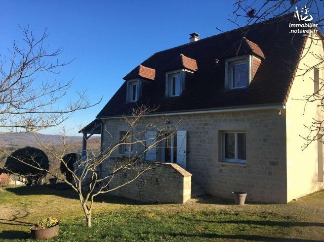 Vente - Maison - Souillac - 105.00m² - 4 pièces - Ref : 46051/191