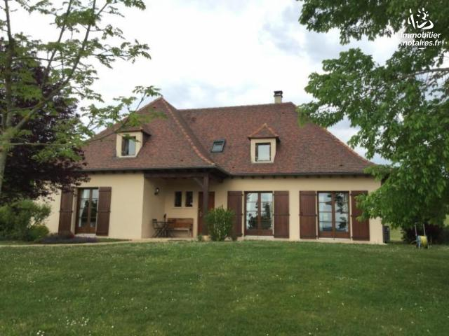 Vente - Maison - Souillac - 168.00m² - 5 pièces - Ref : 46051/176