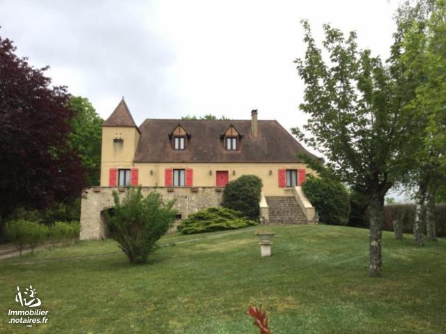 Vente - Maison - Souillac - 149.00m² - 6 pièces - Ref : 46051/175