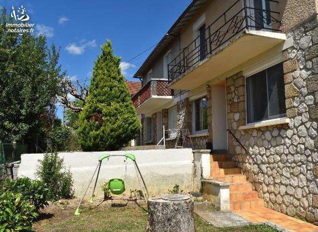Vente - Maison - Capdenac-Gare - 94.0m² - 4 pièces - Ref : 46055/MAIS/974