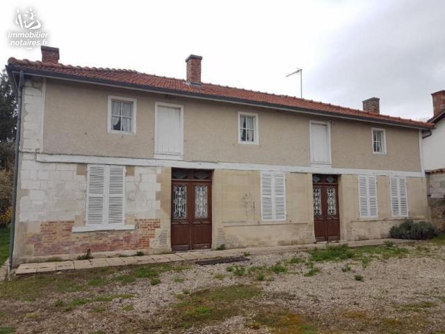 Vente - Maison - Châlons-en-Champagne - 110.00m² - 7 pièces - Ref : 12607/357