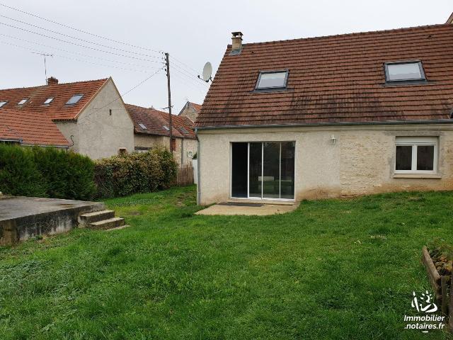 Vente - Maison - Courville - 98.00m² - Ref : 51083/VENT/702