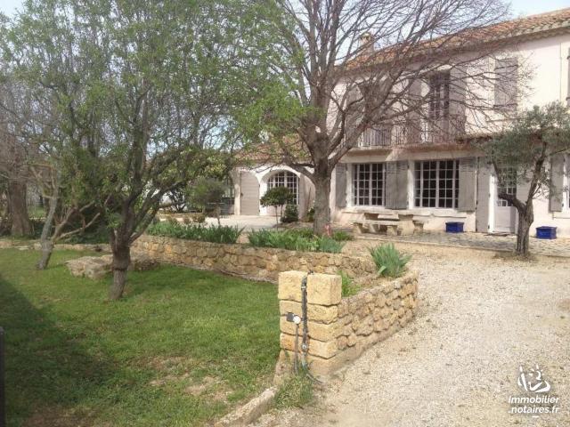 Vente - Maison - Salon-de-Provence - 230.0m² - 9 pièces - Ref : 2170