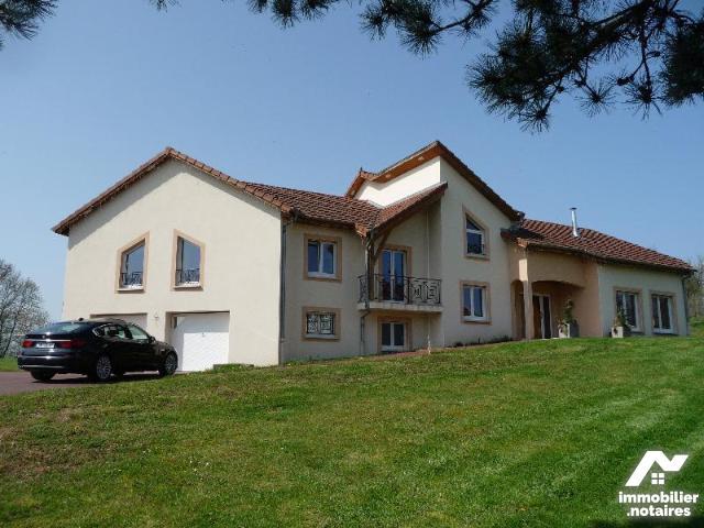 Vente - Maison - Dieuze - 290.0m² - 10 pièces - Ref : 57023/12919/77