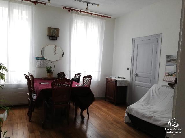 Vente - Maison - Compiègne - 103.00m² - 5 pièces - Ref : 60053-548