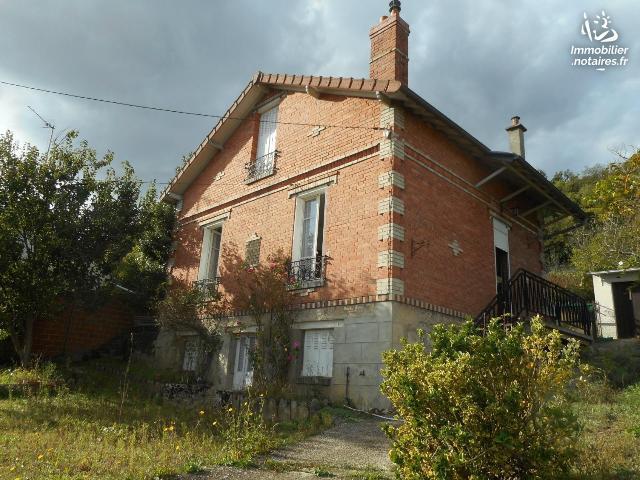 Vente - Maison - Berneuil-sur-Aisne - 70.00m² - 3 pièces - Ref : 60057-3