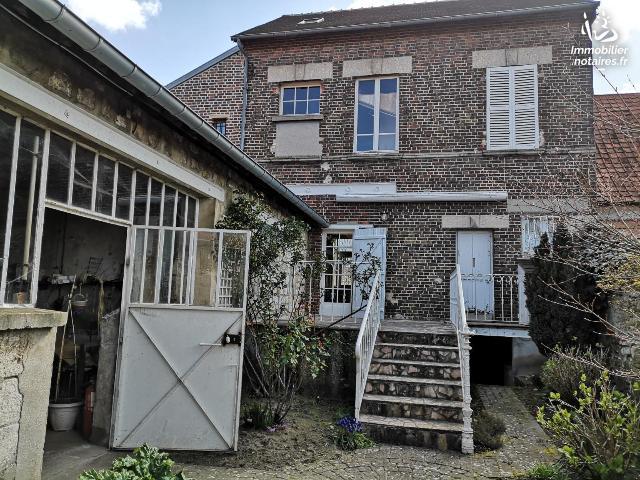 Vente - Maison - Saint-Sauveur - 240.00m² - 9 pièces - Ref : 60092/151