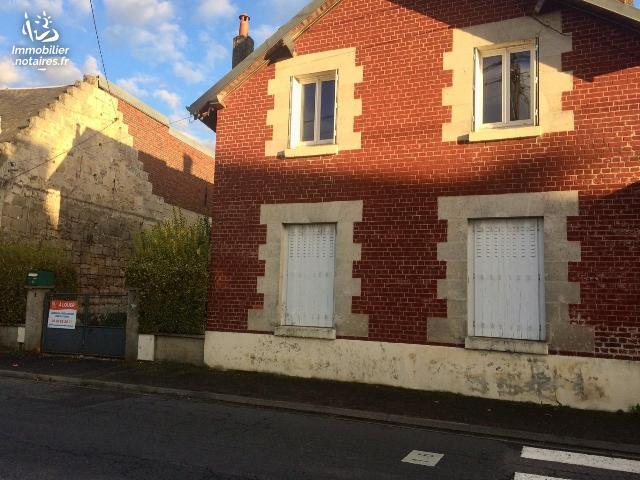 Location - Maison - Tracy-le-Mont - 126.07m² - Ref : PD/60098-63