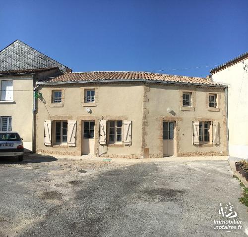 Vente - Maison - Bressuire - 53.18m² - 3 pièces - Ref : ADA719