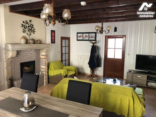 Vente - Maison - Voulmentin - 100.0m² - 4 pièces - Ref : 79029/AGM374