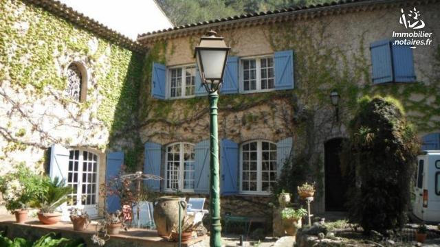Vente - Maison - Solliès-Toucas - 302.00m² - 8 pièces - Ref : 042/733