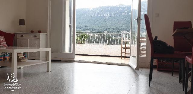 Vente - Appartement - Revest-les-Eaux - 57.00m² - 3 pièces - Ref : 14517/284