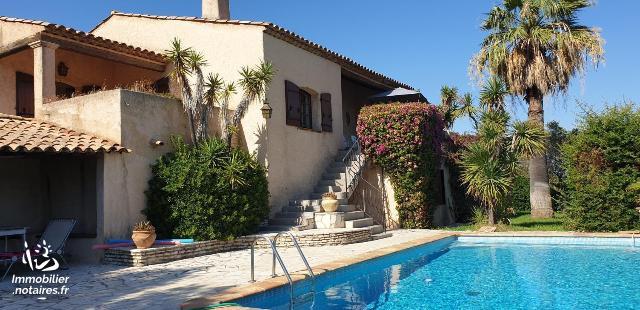 Vente - Maison - Sainte-Maxime - 136.00m² - 5 pièces - Ref : 14517/262