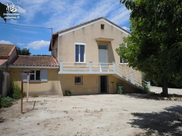 Vente - Maison - Courthézon - 85.00m² - 4 pièces - Ref : 14593/90