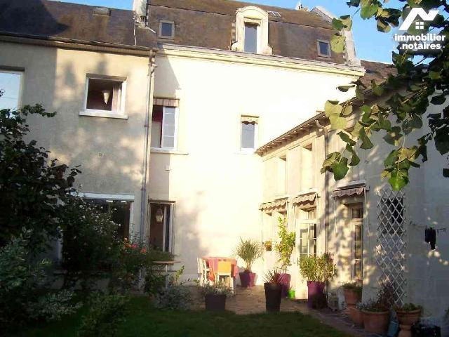Vente - Maison - Châtellerault - 280.0m² - 10 pièces - Ref : 86024/86024-MA00756