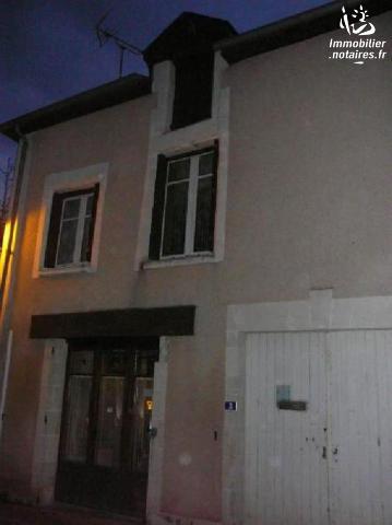 Vente - Maison / villa - ST GERVAIS LES TROIS CLOCHERS - 65 m² - 3 pièces - 037/780