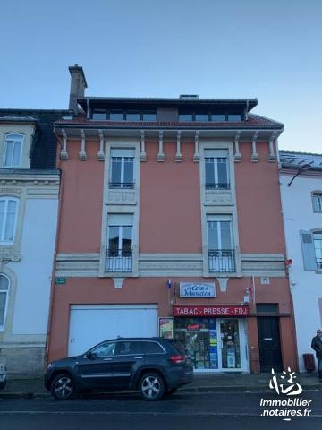 Vente - Immeuble - Remiremont - 400.00m² - Ref : 1004804
