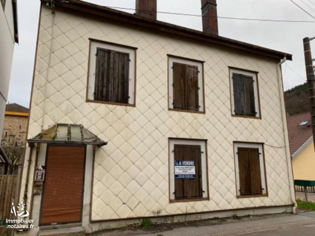 Vente - Maison - Val-d'Ajol - 105.00m² - 7 pièces - Ref : 1004063