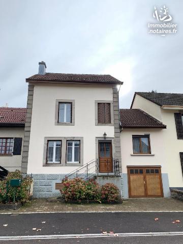 Vente - Maison - Val-d'Ajol - 104.00m² - 5 pièces - Ref : 1004654