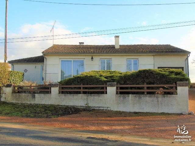 Vente - Maison - Sauvigny-le-Bois - 96.00m² - 3 pièces - Ref : 89099/140466