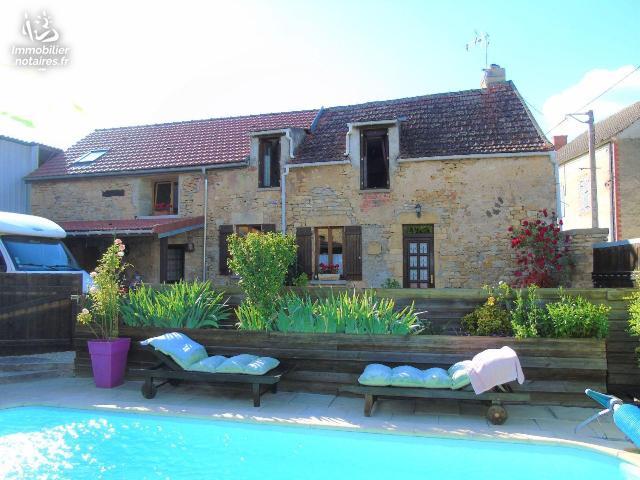 Vente - Maison - Vault-de-Lugny - 111.00m² - 4 pièces - Ref : 89099/140477
