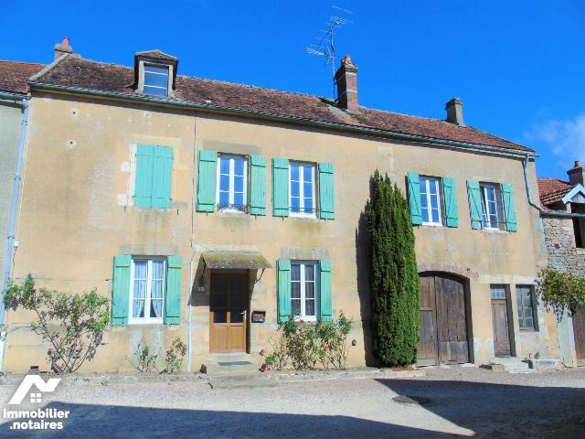 Vente - Maison - Sauvigny-le-Bois - 162.0m² - 8 pièces - Ref : 89099/89099/140524