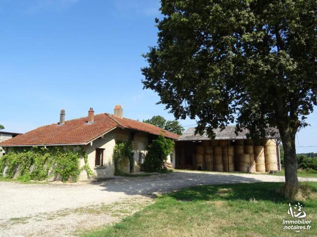 Vente - Maison - Lescheroux - 80.00m² - 4 pièces - Ref : 003/1252
