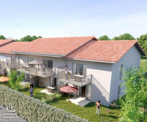 Vente - Appartement - Bourg-en-Bresse - 132.94m² - 6 pièces - Ref : 003/1257