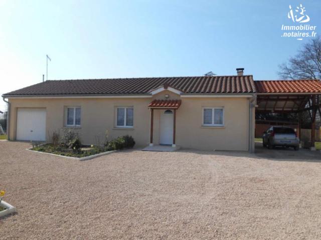 Vente - Maison - Arbigny - 90.00m² - 5 pièces - Ref : 018/276