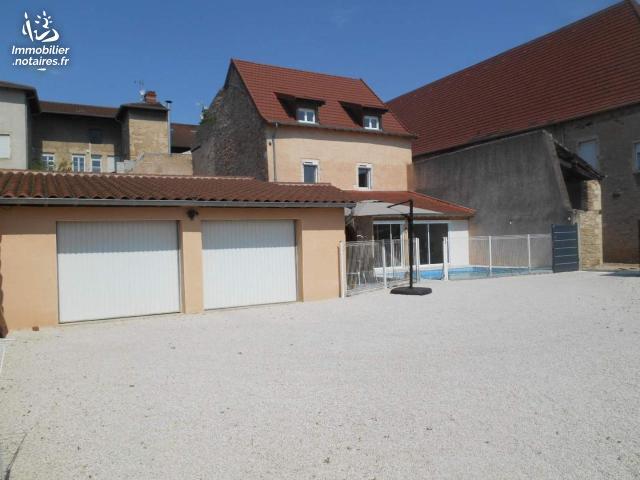 Vente - Maison - Pont-de-Vaux - 180.00m² - 5 pièces - Ref : 018/462