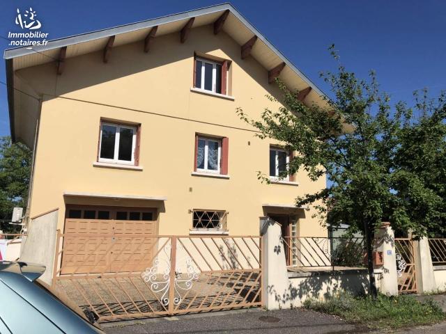Vente - Maison - Ambérieu-en-Bugey - 131.15m² - 5 pièces - Ref : 031/2789