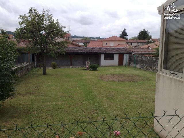 Location - Maison - Ambérieu-en-Bugey - 79.91m² - 3 pièces - Ref : 031/1435