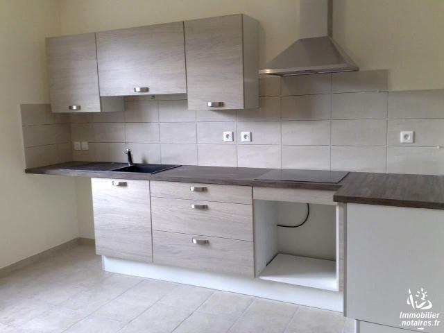 Location - Appartement - Ambérieu-en-Bugey - 66.28m² - 3 pièces - Ref : 031/2060