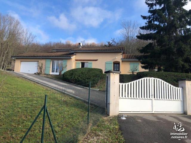 Vente - Maison - Saint-Denis-en-Bugey - 130.00m² - 5 pièces - Ref : 031/1860