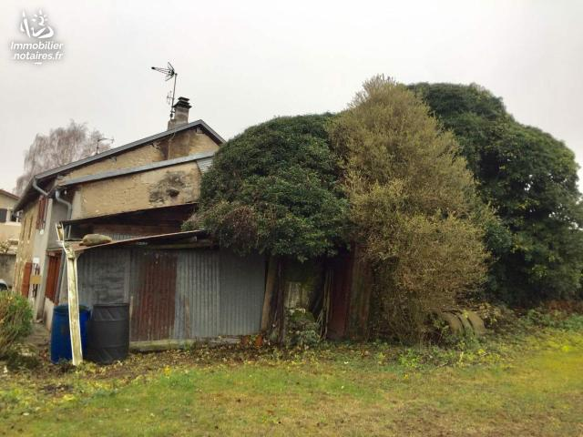 Vente - Maison - Chevry - 70.00m² - 3 pièces - Ref : 047/665